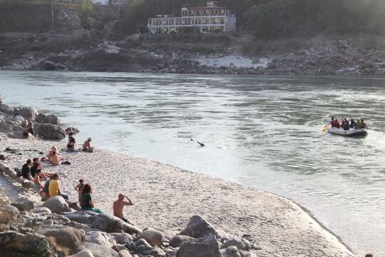 Affordable Yoga Retreats in Rishikesh