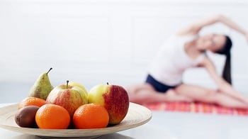 Importance of Yoga Diet - YogaMea School
